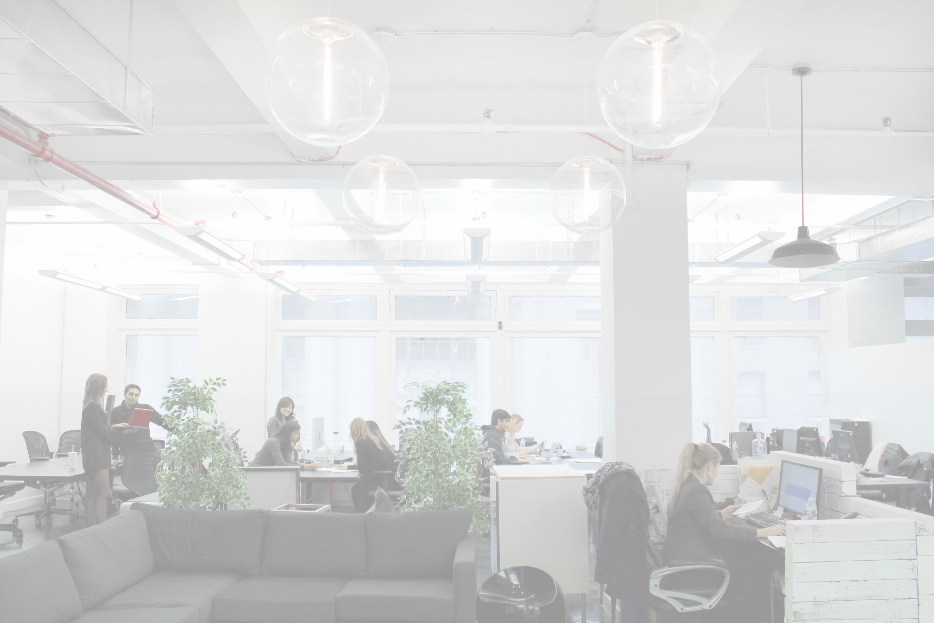 Ensemble Coworking Space New York Nyc