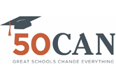 50 can - Great Schools Change Everything